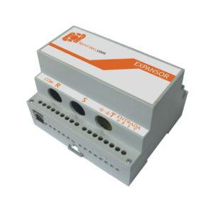 expansor montaje SMD montaje de circuitos electronicos